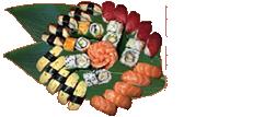 Sushi Mis en Sahimi